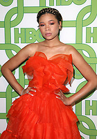BEVERLY HILLS, CA - JANUARY 6: Storm Reid at the HBO Post 2019 Golden Globe Party at Circa 55 in Beverly Hills, California on January 6, 2019. <br /> CAP/MPI/FS<br /> ©FS/MPI/Capital Pictures