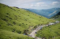 up the Port de Bal&egrave;s (HC/1755m/11.7km/7.7%)<br /> <br /> 2014 Tour de France<br /> stage16: Carcassonne - Bagn&egrave;res-de-Luchon (237km)