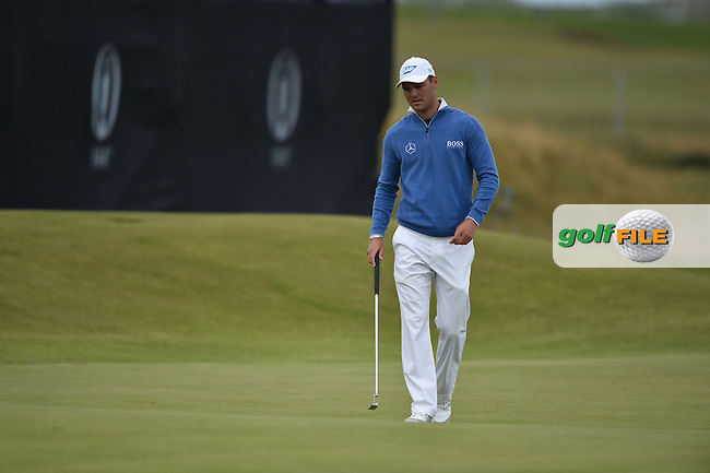 Martin Kaymer (GER)  during the 3rd round on Sunday of the 144th Open Championship, St Andrews Old Course, St Andrews, Fife, Scotland. 19/07/2015.<br /> Picture: Golffile | Fran Caffrey<br /> <br /> <br /> All photo usage must carry mandatory copyright credit (&copy; Golffile | Fran Caffrey)