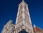 Florence Cathedral bell tower, Italy