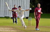 2012 Cricket Scottish Cup Final - Heriots V Watsonians