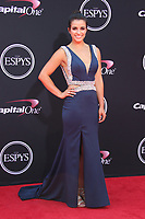 LOS ANGELES, CA - JULY 12: Victoria Arlen at The 25th ESPYS at the Microsoft Theatre in Los Angeles, California on July 12, 2017. Credit: Faye Sadou/MediaPunch