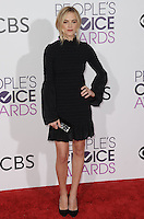 www.acepixs.com<br /> <br /> January 18 2017, LA<br /> <br /> Emily Wickersham arriving at the People's Choice Awards 2017 at the Microsoft Theater on January 18, 2017 in Los Angeles, California.<br /> <br /> By Line: Peter West/ACE Pictures<br /> <br /> <br /> ACE Pictures Inc<br /> Tel: 6467670430<br /> Email: info@acepixs.com<br /> www.acepixs.com