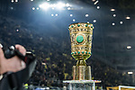 05.02.2019, Signal Iduna Park, Dortmund, GER, DFB-Pokal, Achtelfinale, Borussia Dortmund vs Werder Bremen<br /> <br /> DFB REGULATIONS PROHIBIT ANY USE OF PHOTOGRAPHS AS IMAGE SEQUENCES AND/OR QUASI-VIDEO.<br /> <br /> im Bild / picture shows<br /> DFB-Pokal Troph&auml;e, <br /> <br /> Foto &copy; nordphoto / Ewert