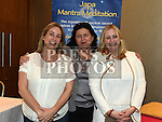 Siobhan Morrison, Kate Kissane and Sarah Fogerty at the NECRET Cancer day at City North Hotel. Photo:Colin Bell/pressphotos.ie
