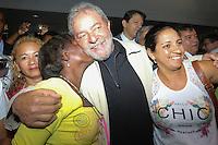 SAO PAULO, SP, 01.12.2014 - EXPO CATADORES - Luiz Inacio Lula da Silva ex presidente da Republica durante a abertura da Expo Catadores no Pavilhao do Anhembi nesta segunda-feira, 01. (foto: Vanessa Carvalho / Brazil Photo Press).