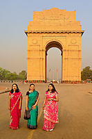 India Gate, a war memorial in New Delhi commeorating the Indian dead of the First World War.  The India Gate today also houses the Indian Army's Tomb of the Unknown Soldier.  Built by Edwin Lutyens