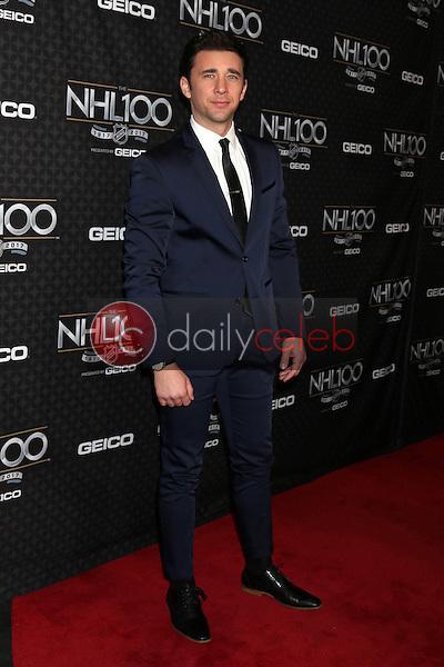 Billy Flynn<br /> at the The NHL100 Gala, Microsoft Theater, Los Angeles, CA 01-27-17<br /> David Edwards/DailyCeleb.com 818-249-4998