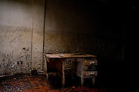 Abandoned Textile factory. Tepic, Nayarit, Mexico