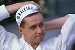 Holly Johnson, British singer & frontman of pop group Frankie Goes To Hollywood..