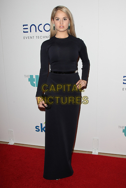 24 June 2014 - Beverly Hills, California - Debby Ryan. 5th Annual Thirst Project Gala held at the Beverly Hilton Hotel. <br /> CAP/ADM/FS<br /> &copy;Faye Sadou/AdMedia/Capital Pictures