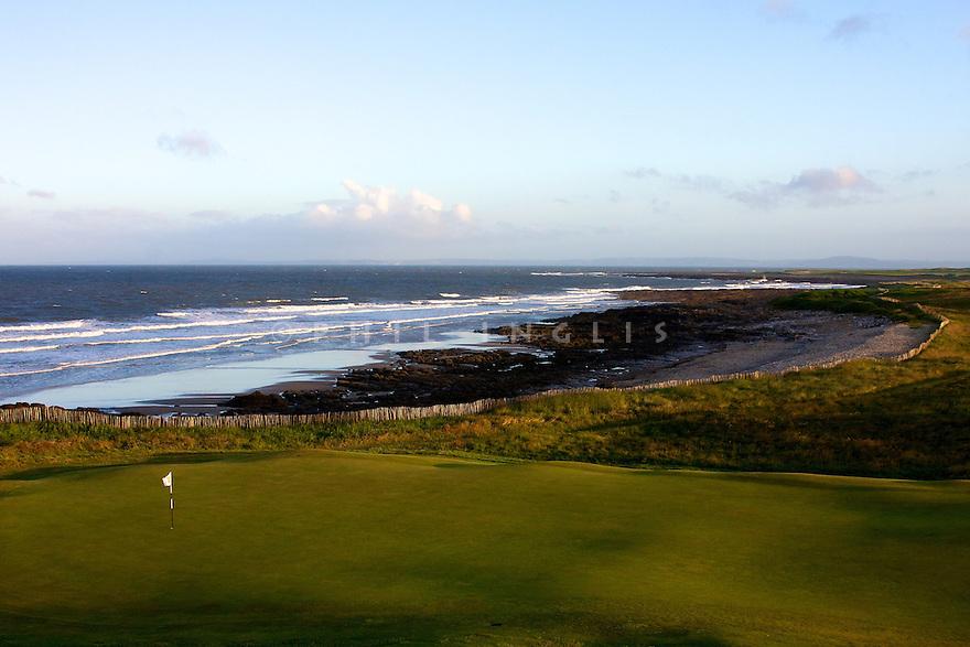 Royal Porthcawl Golf Club, Porthcawl, Mid Glamorgan, Wales. Picture Credit / Phil INGLIS