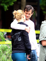 Claire Danes and Hugh Dancy sighting 051618