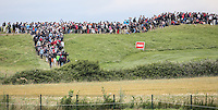 Crowds following Rory McIlroy (NIR) and Victor Dubuisson (FRA) during Round Two of the 100th Open de France, played at Le Golf National, Guyancourt, Paris, France. 01/07/2016. Picture: David Lloyd | Golffile.<br /> <br /> All photos usage must carry mandatory copyright credit (&copy; Golffile | David Lloyd)