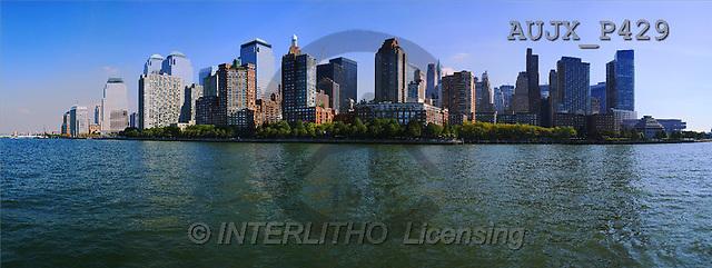 Dr. Xiong, LANDSCAPES, panoramic, photos, New York, USA(AUJXP429,#L#)