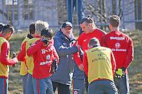 11.03.2015: Eintracht Frankfurt Training