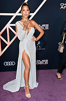 "LOS ANGELES, USA. November 12, 2019: Kara Del Toro at the world premiere of ""Charlie's Angels"" at the Regency Village Theatre.<br /> Picture: Paul Smith/Featureflash"