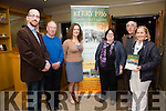 Pictured at the launch of 'Kerry 1916' in the Kerry Coast Hotel on Friday evening were l-r; Owen O'Shea, Junior Murphy, Bridget McAuliffe, Mary McAuliffe, Tom Horgan & Cllr. Norma Moriarty.