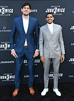 "15 May 2019 - Hollywood, California - Boban Marjanovic, Tobias Harris. ""John Wick: Chapter 3 - Parabellum"" Special Screening Los Angeles held at the TCL Chinese Theatre.     <br /> CAP/ADM/BT<br /> ©BT/ADM/Capital Pictures"