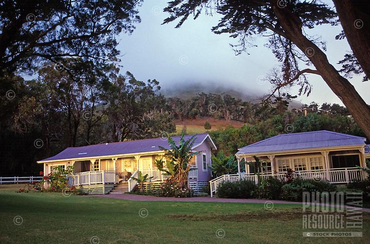 Jacaranda Inn, a bed & breakfast on Parker Ranch, Waimea