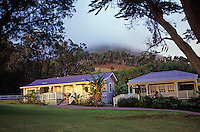 Jacaranda Inn, a bed & breakfast on Parker Ranch, Waimea