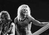 VAN HALEN, LIVE, 1980, NEIL ZLOZOWER