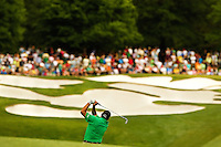 Angel Cabrera during the third round of the Quail Hollow Championship at Quail Hollow Country Club on May 2, 2010 in Charlotte, North Carolina.  The event, formerly called the Wachovia Championship, is a top event on the PGA Tour, attracting such popular golf icons as Tiger Woods, Vijay Singh and Bubba Watson. Photo from the final round in the Quail Hollow Championship golf tournament at the Quail Hollow Club in Charlotte, N.C., Sunday , May 03, 2009..