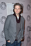 Sebastian Arcelus attends the 'Elaine Stritch: Shoot Me' screening at The Paley Center For Media on February 19, 2014 in New York City.