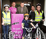 THE KIDS RING OF BEAR  WAS LAUNCHED IN KENMARE  BY ROBERT WHYTE COMITEE, UNA BRENNAN FROM K MAC ,ALSO IN PIC  THOMAS O CONNER,[ O CONNER PYNE] SPONSER OF THE EVENT, CHILDREN, MEGAN BRENNAN, TAYLOR WHYTE, ETHAN BRENNAN, BUDDING YOUNG CYCLISTS