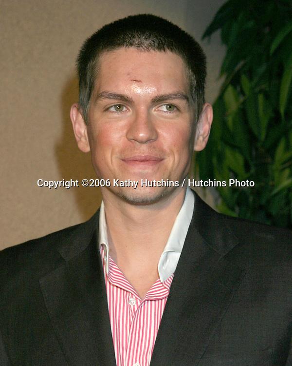 Steve Howey.NBC TCA Press Tour Party.Pasadena Ritz Carlton Hotel.Padadena, CA.January 22, 2006.©2006 Kathy Hutchins / Hutchins Photo....