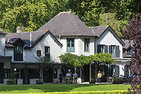 France, Aquitaine, Pyrénées-Atlantiques, Béarn, Pau: Le Golf: Pau Golf Club //  France, Pyrenees Atlantiques, Bearn, Pau:  Pau Golf Club