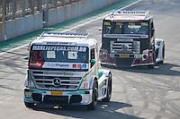 SÃO PAULO, SP, 31.07.2016 - FÓRMULA TRUCK - Piloto Paulo Salustiano durante sexta etapa da Fórmula Truck, realizado no Autódromo de Interlagos em São Paulo, na tarde deste domingo, 31(Foto: Levi Bianco/Brazil Photo Press)
