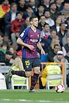 FC Barcelona's Clement Lenglet during La Liga match. March 02,2019. (ALTERPHOTOS/Alconada)
