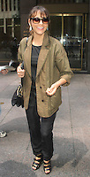 NEW YORK CITY, NY - August 02, 2012: Rashida Jones at SiriusXM Studio to talk about her new movie 'Celeste and Jess Forever' in New York City. &copy; RW/MediaPunch Inc. /NortePhoto.com<br /> <br /> **SOLO*VENTA*EN*MEXICO**<br /> **CREDITO*OBLIGATORIO** <br /> *No*Venta*A*Terceros*<br /> *No*Sale*So*third*<br /> *** No Se Permite Hacer Archivo**<br /> *No*Sale*So*third*
