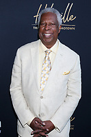 """LOS ANGELES - AUG 8:  Mickey Stevenson at the """"Hitsville: The Making Of Motown"""" Premiere at the Harmony Gold Theater on August 8, 2019 in Los Angeles, CA"""