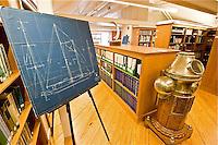 EUS- Int. Yacht Restoration School & Library, Newport RI 4 12