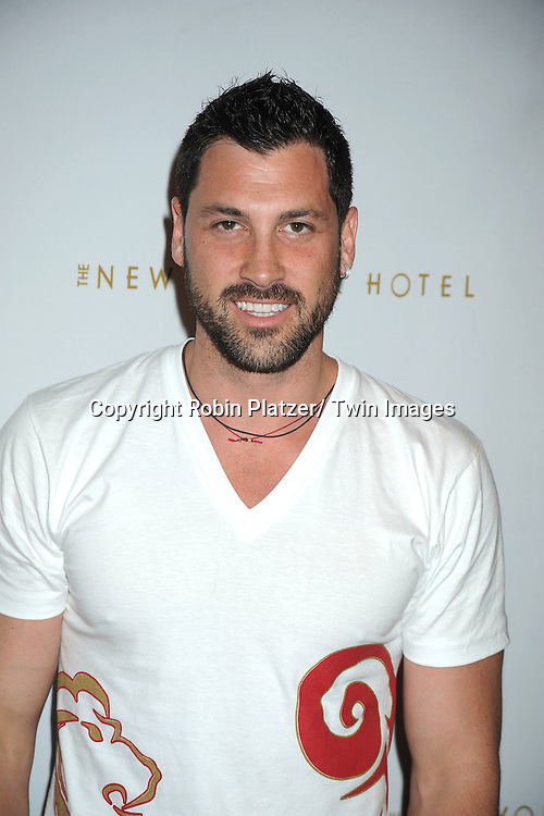 Maksim Chmerkovskiy attending The Dance With Me Studios Presents All The Right Moves Summer Invitational Competition on June 5, 2011 at Manhattan Center in New York City.