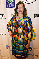 LAS VEGAS, NV - JUNE 30: Jennifer Tilly at the One Step Closer Foundation Celebrity Charity Poker Tournament at Aria in Las Vegas, Nevada on June 30, 2019. <br /> CAP/MPI/DAM<br /> ©DAM/MPI/Capital Pictures