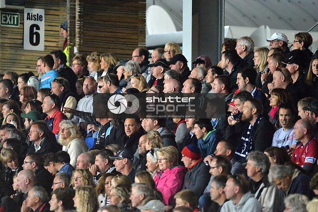 Semi Final, Tasman Makos v Canterbury, ITM Cup, 18th October 2014, Trafalger Park, Nelson, Photo: Barry Whitnall / shuttersport.co.nz