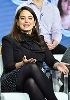 PASADENA, CA - FEBRUARY 10:  Cristina Costantini attends the Science Fair panel at the 2019 National Geographic portion of the Television Critics Association Winter Press Tour at The Langham Huntington Hotel on February 10, 2019 in Pasadena, California. (Photo by Vince Bucci/National Geographic/PictureGroup)