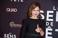 ELSA ZYLBERSTEIN - PREMIERE DU FILM 'SENS DE LA FETE' AU GRAND REX A PARIS, 26 SEPTEMBRE 2017