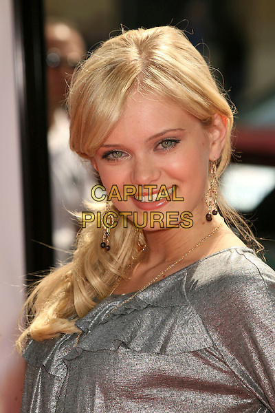 """SARA PAXTON.Los Angeles Premiere of """"Nancy Drew"""" at Grauman's Chinese Theatre, Hollywood, CA, USA, 9 June 2007..portrait headshot .CAP/ADM/BP.©Byron Purvis/AdMedia/Capital Pictures."""