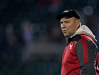 Scarlets&rsquo; Head Coach Wayne Pivac<br /> <br /> Photographer Bob Bradford/CameraSport<br /> <br /> European Champions Cup Round 5 - Bath Rugby v Scarlets - Friday 12th January 2018 - The Recreation Ground - Bath<br /> <br /> World Copyright &copy; 2018 CameraSport. All rights reserved. 43 Linden Ave. Countesthorpe. Leicester. England. LE8 5PG - Tel: +44 (0) 116 277 4147 - admin@camerasport.com - www.camerasport.com
