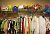 Along with a YMCA and Raleigh Police sub-station, there is also a well-stocked thrift store located inside the Interact Family Saftey and Empowerment Center in Raleigh.