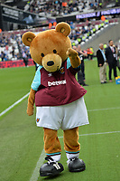 West Ham bear  during West Ham United vs Everton, Premier League Football at The London Stadium on 13th May 2018