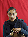Zadie Smith , British author of White Teeth and a Booker Prize Longlist nominee in 2005 for  On Beauty CREDIT Geraint Lewis