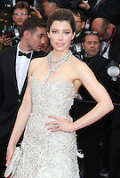 "Jessica Biel attends "" Inside Llewyn Davis "" Premiere during the 66th Cannes Film Festival - Cannes"