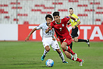 IR Iran vs Japan during the 2016 AFC U-19 Championship Group C match at Bahrain National Stadium on 17 October 2016, in Riffa, Bahrain. Photo by Jaffar Hasan / Lagardere Sports