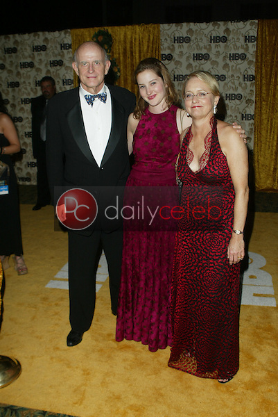 Peter Boyle and family