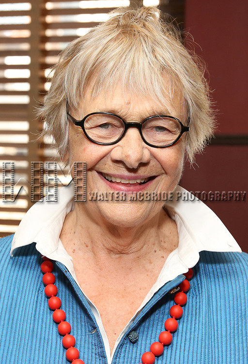 Estelle Parsons attends the 7th Annual Off Broadway Alliance Awards at Sardi's on June 20, 2017 in New York City.